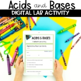 Acids and Bases Digital Lab Activity