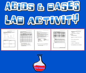 Acids and Bases Introductory Lab Activity