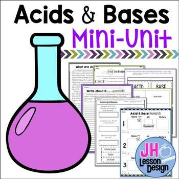 Acids and Bases Mini-Unit