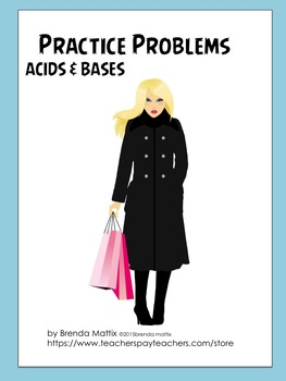 Acids and Bases Practice Problems