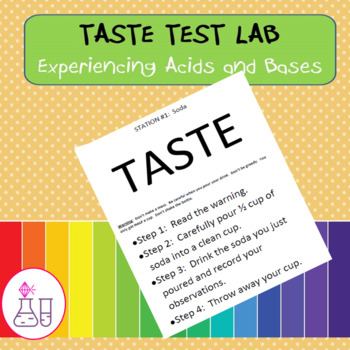 Acids and Bases Prediction Stations