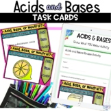 Acids and Bases Print Digital BOOM for Distance Learning