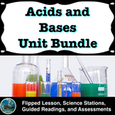 Acids and Bases Unit Bundle