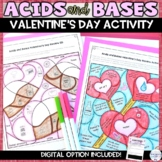 Acids and Bases Valentine's Day Activity