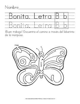 Acitividades Divertidas: Ejercicios de Letra Manuscrita