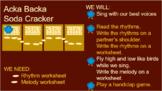 Acka Backa Soda Cracker (PowerPoint-Animated-KDG & 1st GR-ta, titi, rest-so&mi)