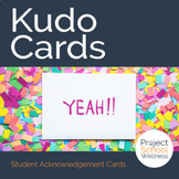 Acknowledgement Cards, Positive Behavior Cards, Praise Cards