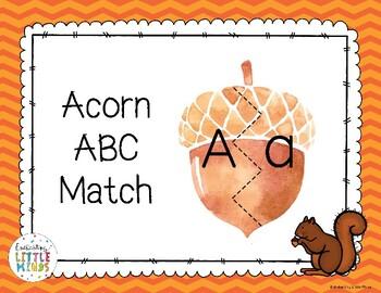 Acorn ABC Match