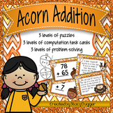 Acorn Addition Pack Puzzles, Computation, and Problem Solving
