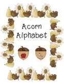 Acorn Alphabet - Letter and Sound Match