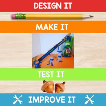 Acorn Chute STEM Challenge