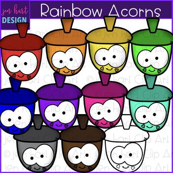 Acorn Clip Art - Acorn Bundle {jen hart Clip Art}