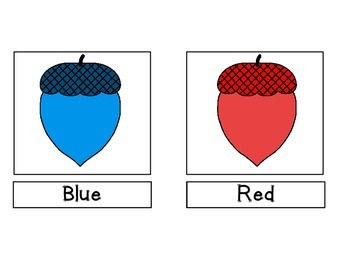 Acorn Color Match