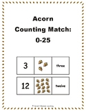 Acorn Counting Match: 0-25 eBook