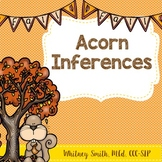 Acorn Inferences: Speech Therapy