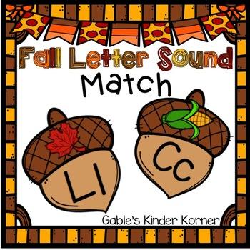 Acorn Letter/Sound Match!