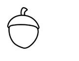 Acorn Math Glyph