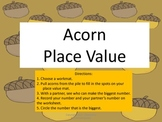 Acorn Math Place Value Up to 6 Digits