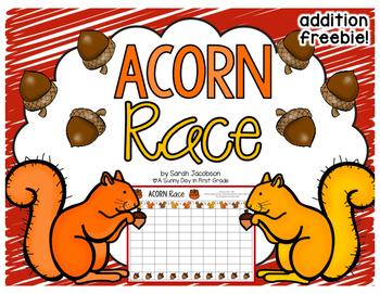 Acorn Race {+1 freebie!}