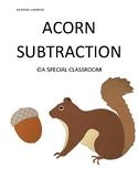 Acorn Subtraction