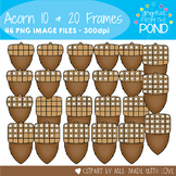 Acorn Ten and Twenty Frames
