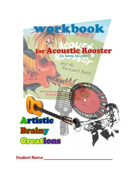 Acoustic Rooster & His Barnyard Band Workbook
