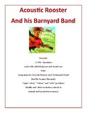 Acoustic Rooster and His Barnyard Band - WH Questions