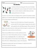 Acrobatics - Reading Comprehension