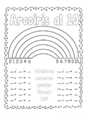 Acroiris al 10(math facts to ten)