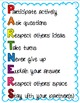 Acronym Procedures Anchor Chart Bundle