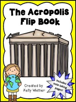 Acropolis (Greece) Flip Book
