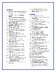 Across Five Aprils: 2 Civil War Trivia Crosswords—Fun Competition Activity!