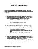 Across Five Aprils Essay Test