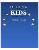 Across the Delaware - Liberty's Kids