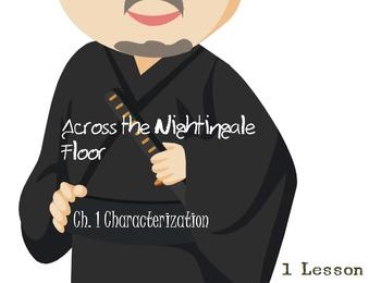 'Across the Nightingale Floor' Lian Hern Chapter 1 Characterization