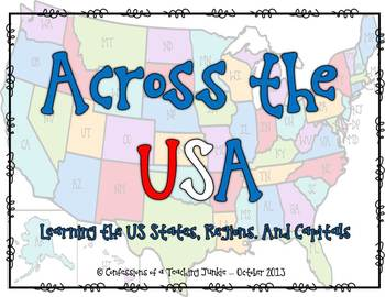Across the USA