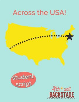 Across the USA - Student's Script