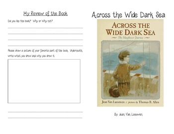Across the Wide Dark Sea Activity Booklet