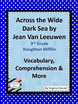 Across the Wide Dark Sea by Leeuwen--Grade 3--HM--Supplemental Material
