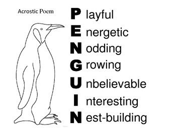 Acrostic Poem