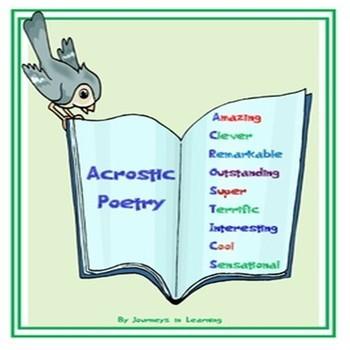 Acrostic Poetry