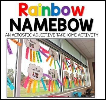 rainbow namebow rainbow acrostic