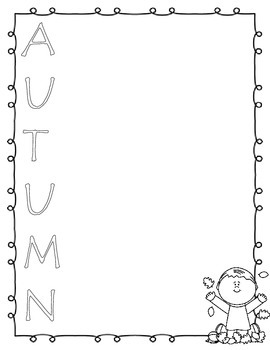 Acrostics All Year: 11 Monthly Themed Acrostic Poem Starters