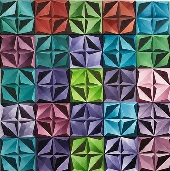 Acrylic Basics/Acrylic Value Scales/Impossible Shape/Vektor Project BUNDLE