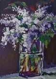 Acrylic Painting - Beginning Floral Lesson Plan - VIDEO