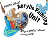 Acrylic Painting Unit Bundle