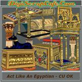 Act Like An Egyptian