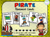 Act Like a Pirate Movement Cards/Brain Break