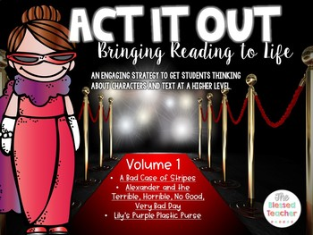 Act it Out: Bringing Reading to Life {Interactive Read Alouds}