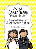 Act of Contrition: Reconciliation Mini-Unit